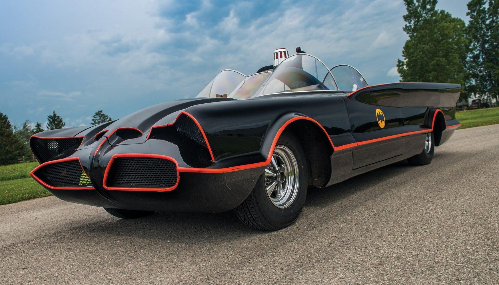 Batmobile 1966 Lincoln Futura
