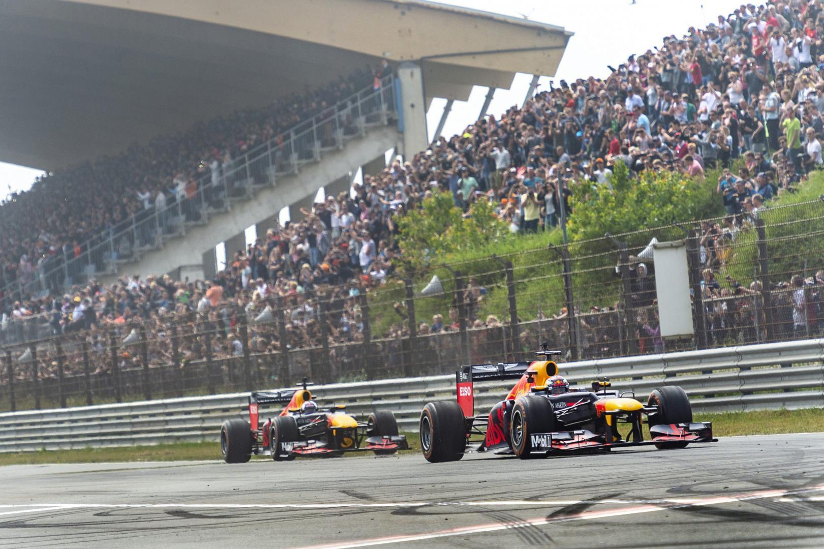 Formule 1 naar Zandvoort