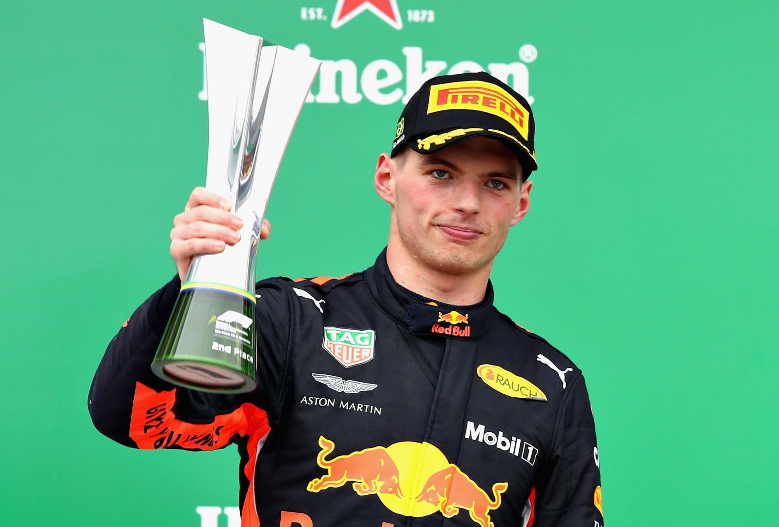 Max Verstappen gevolgen van de GP Van brazilie
