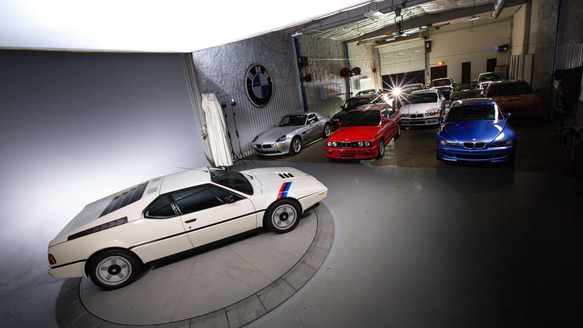Deze haast perfecte BMW-collectie kan van jou zijn