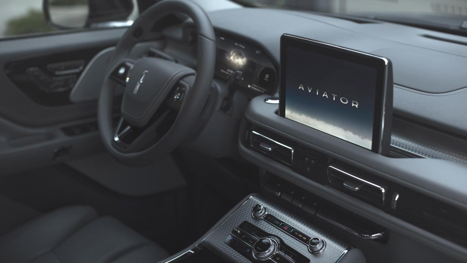 Lincoln Aviator 2018