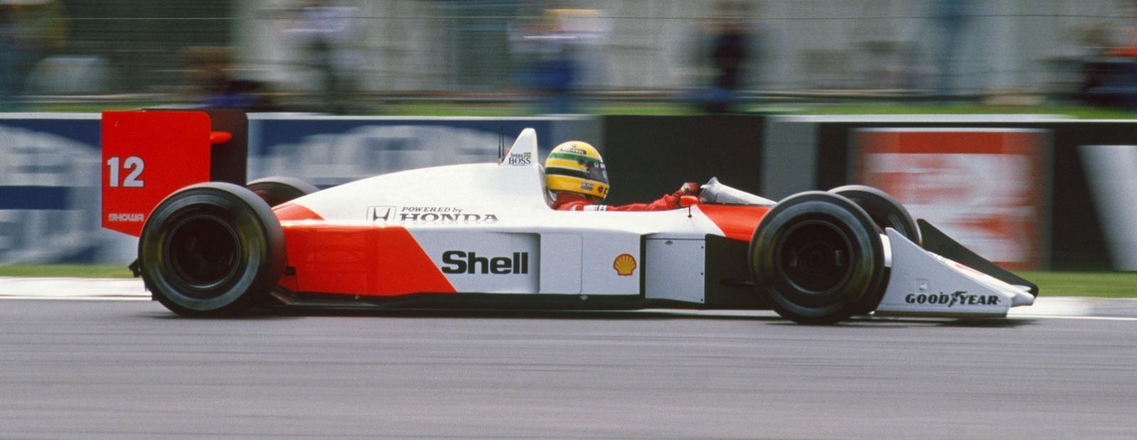 McLaren MP 4 4