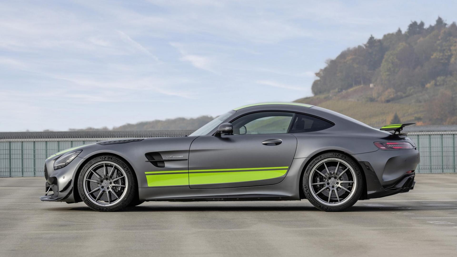 Mercedes-AMG GT R ProMercedes-AMG GT R Pro