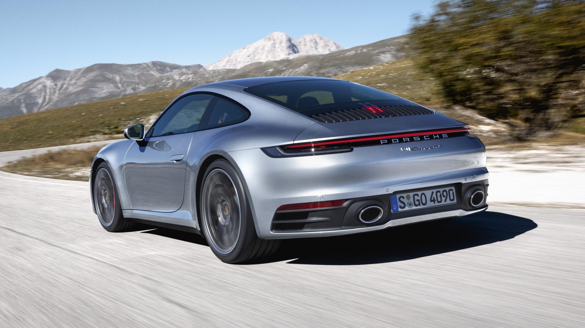 Porsche 911 992 Porsche 911 992