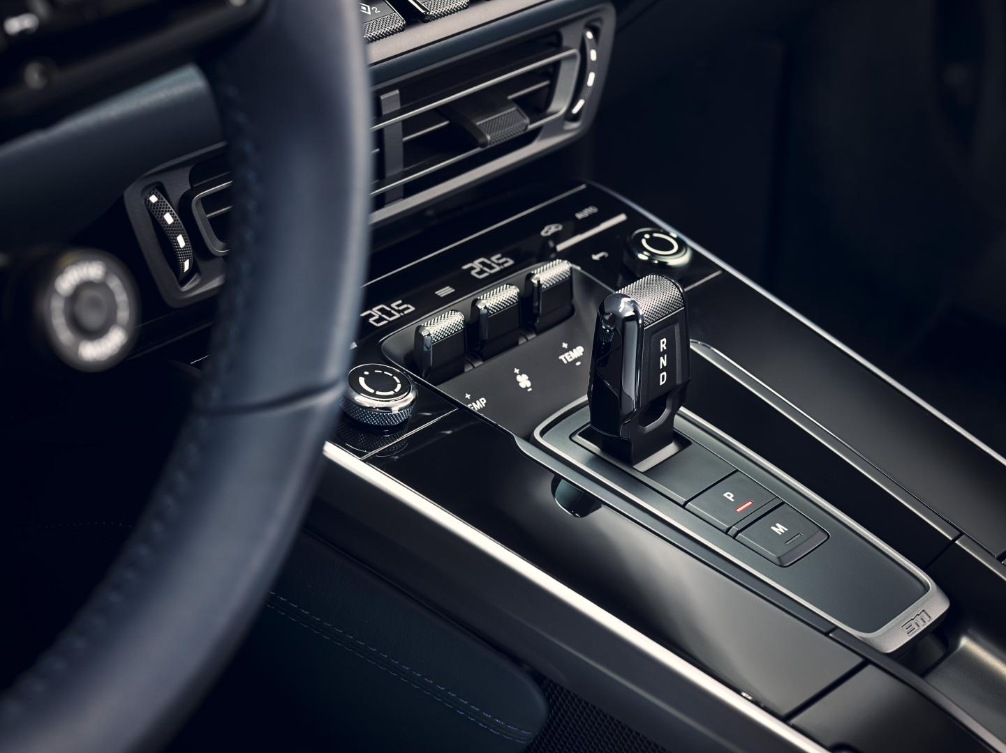 Porsche 911 992 schakelpook automaat