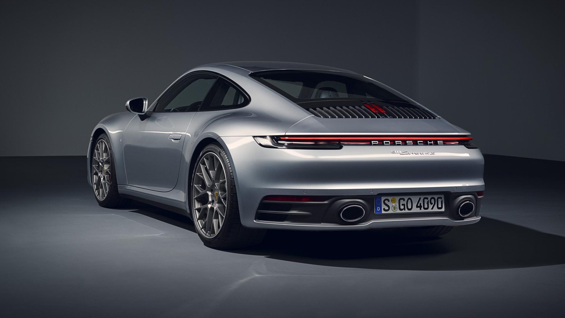 De Porsche 911 992 Is Officieel Topgear Nederland