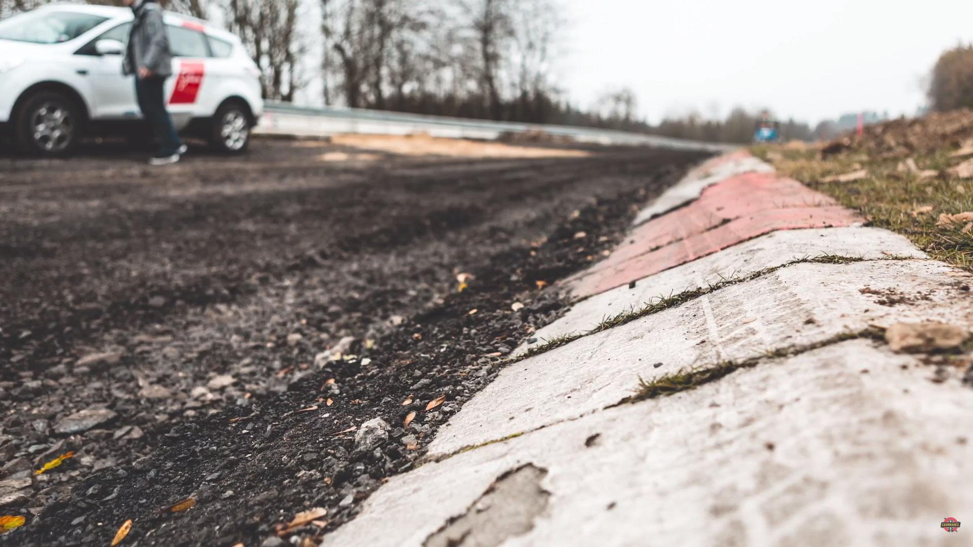 nurburgring restauratie dirttrack