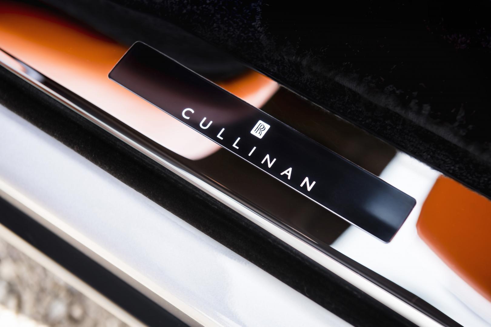 Rolls-Royce Cullinan instaplijst