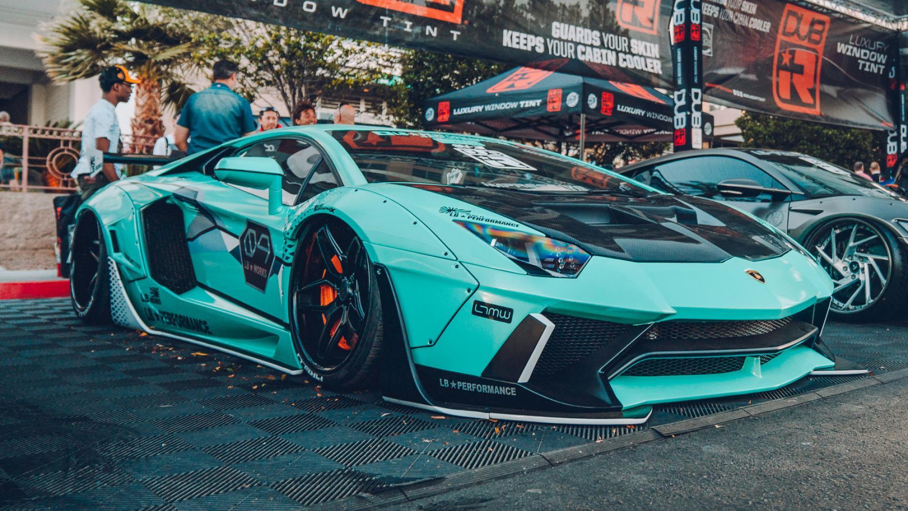 De meest bijzondere auto's van SEMA 2018 op een rijtje