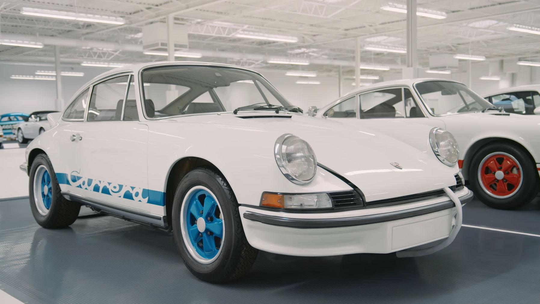 The White Collection Porsche