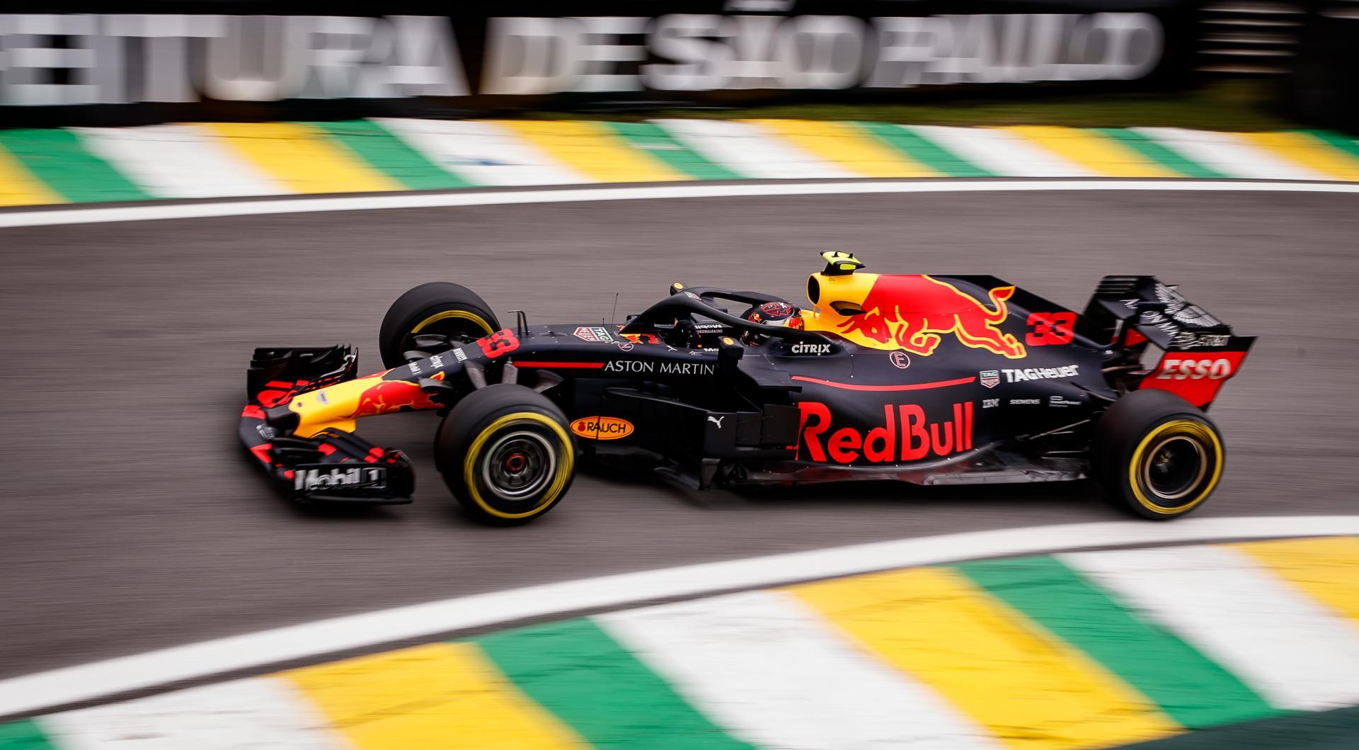 Uitslag van de GP van Brazilië 2018