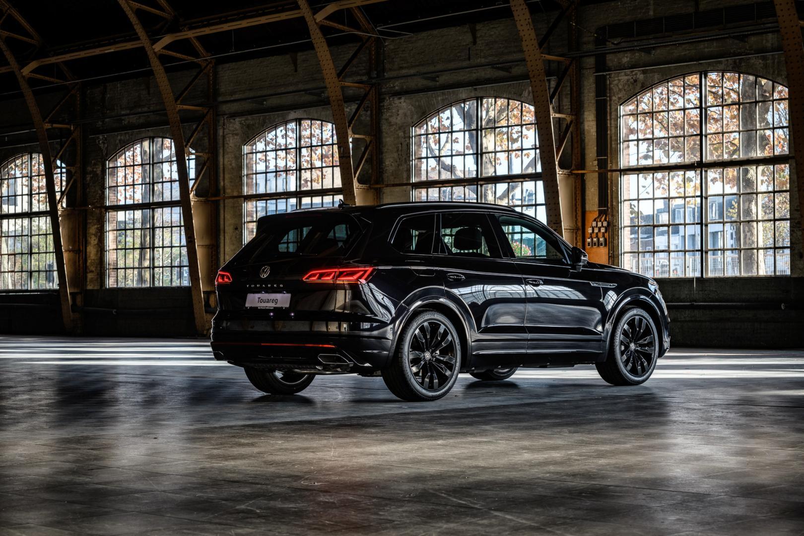 Volkswagen Touareg R-Line Black Style