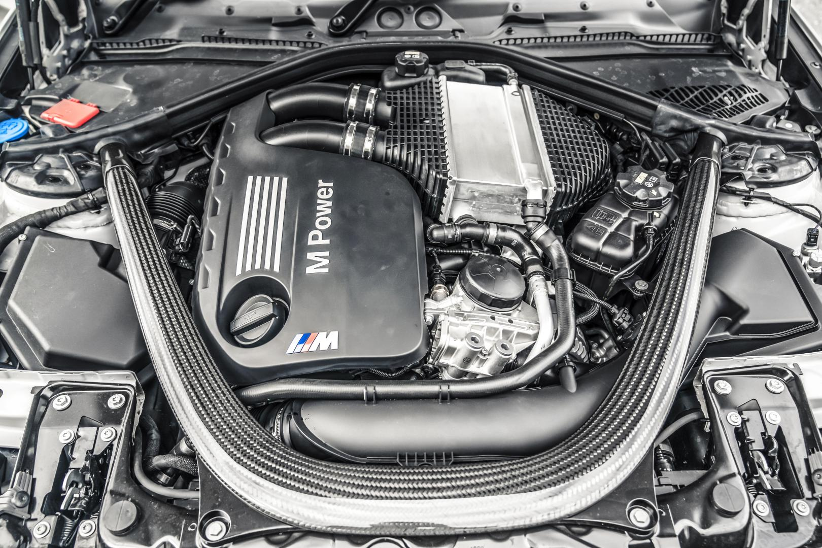 BMW M2 Competition motor