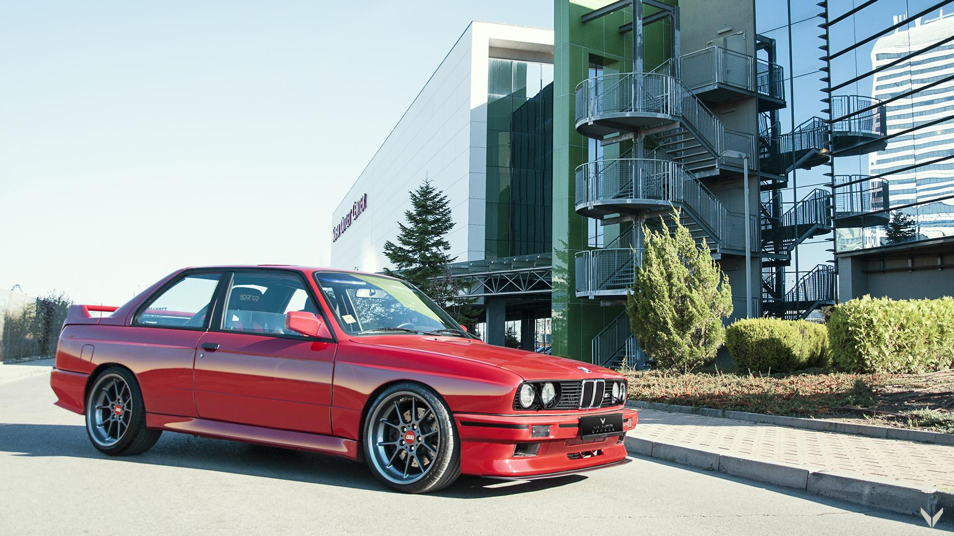 BMW M3 E30 Evo door Vilner Garage