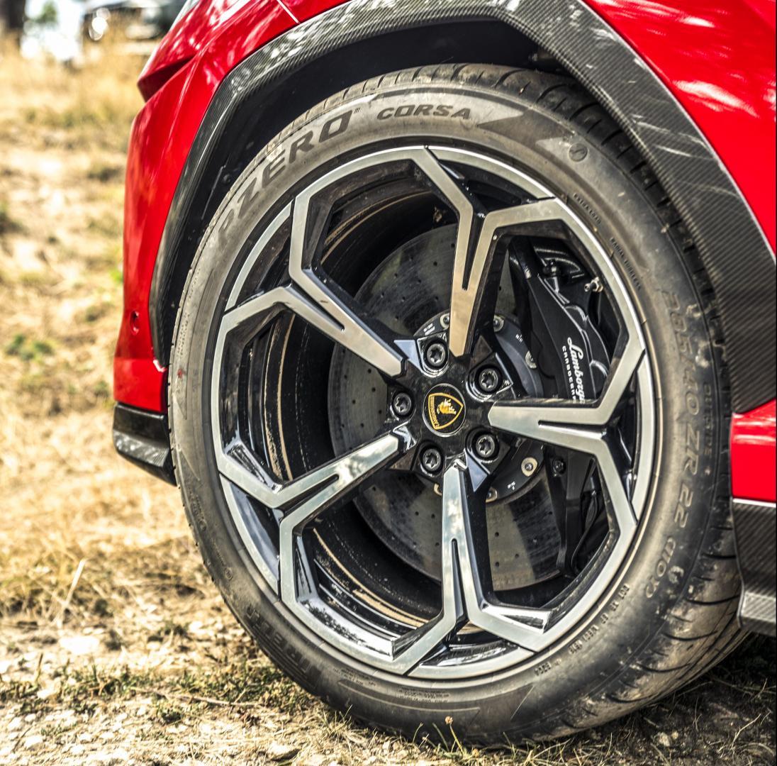Lamborghini Urus velg