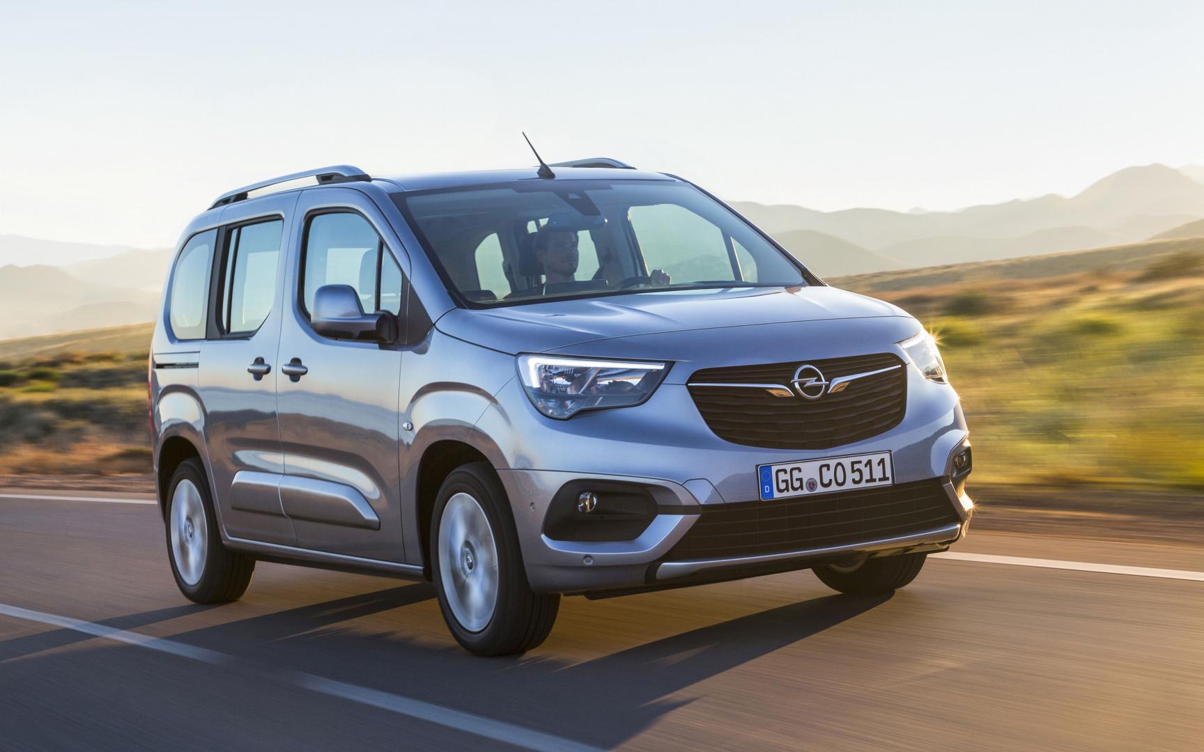 Opel Combo Tour L2H1 1.2 Turbo