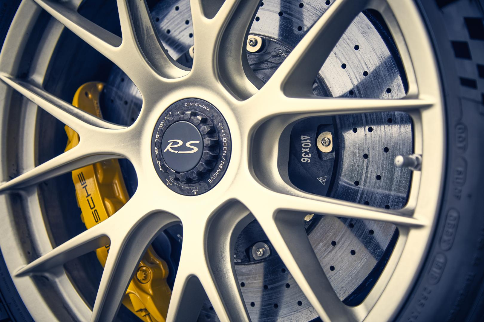 Porsche 911 GT2 RS velg