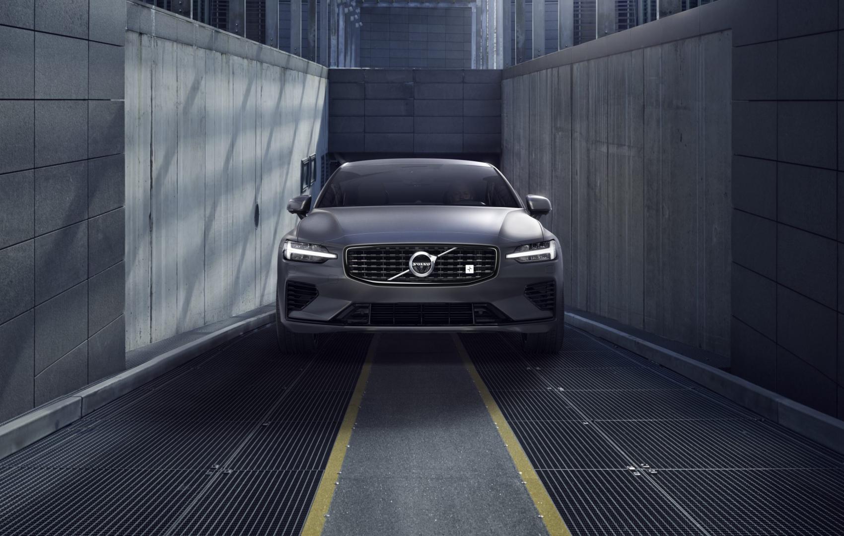 Volvo s60 t8 polestar engineered