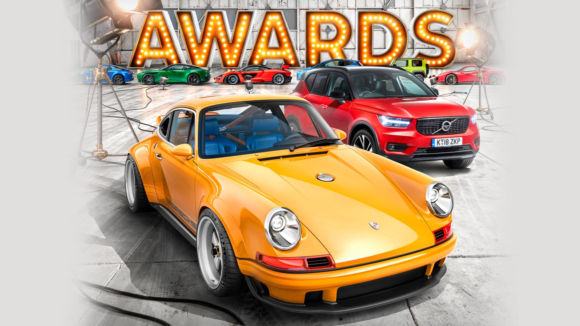 beste auto's van 2018