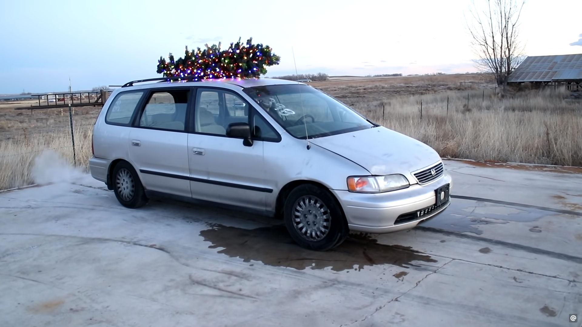 Honda Odyssey 700 pk