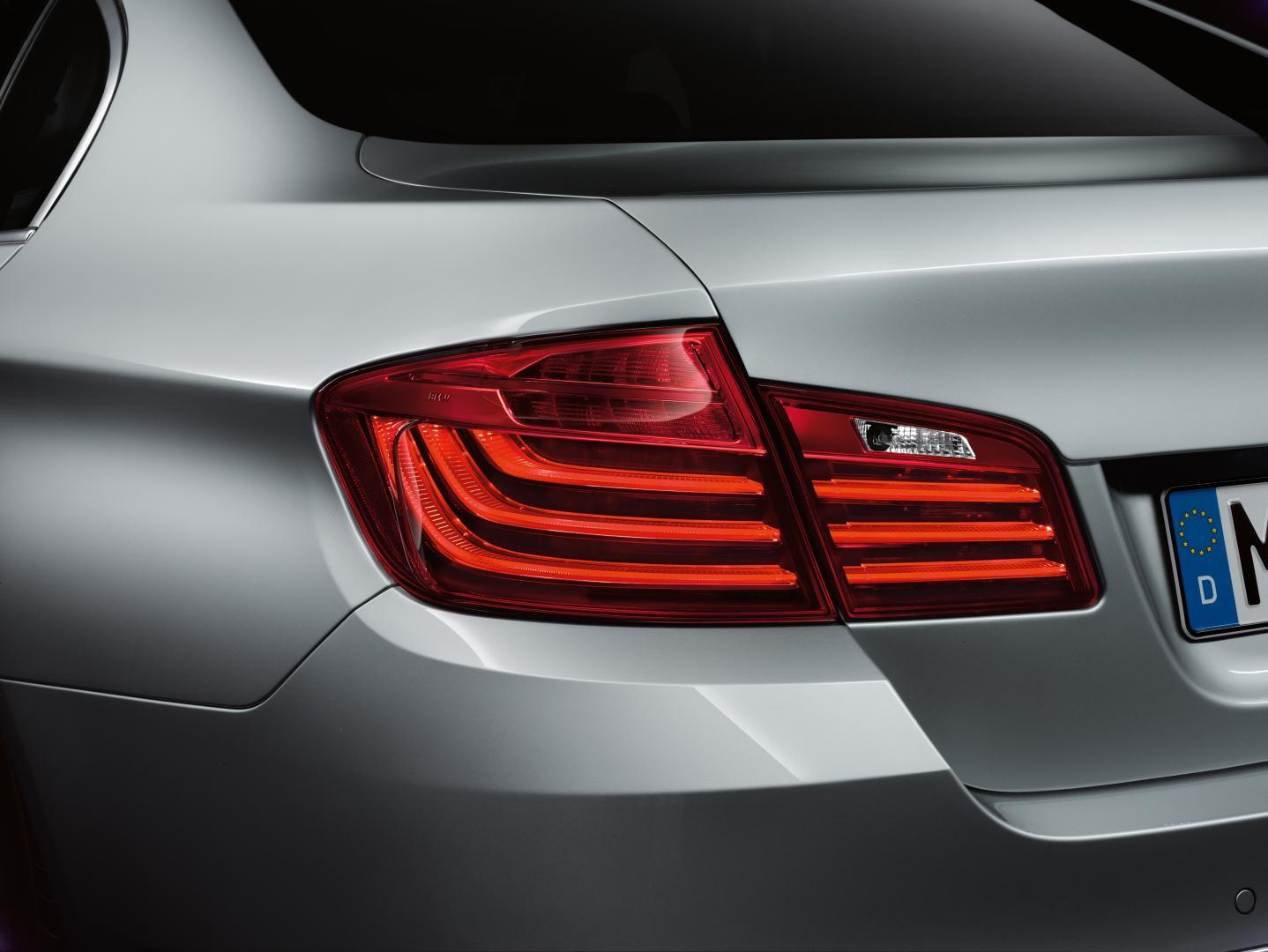 BMW 5-serie f10 achterlicht