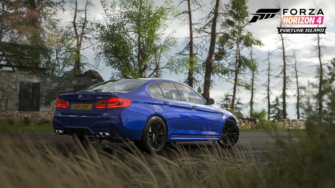 BMW M5 Forza Horizon 4
