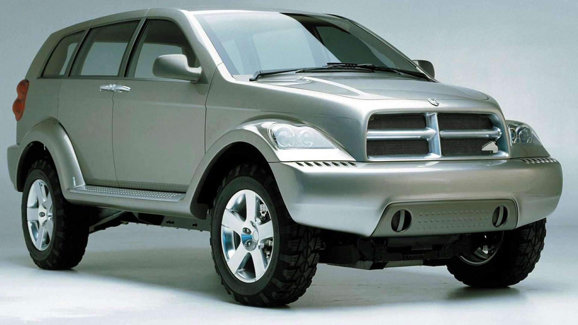 Dodge Powerbox concept 2001