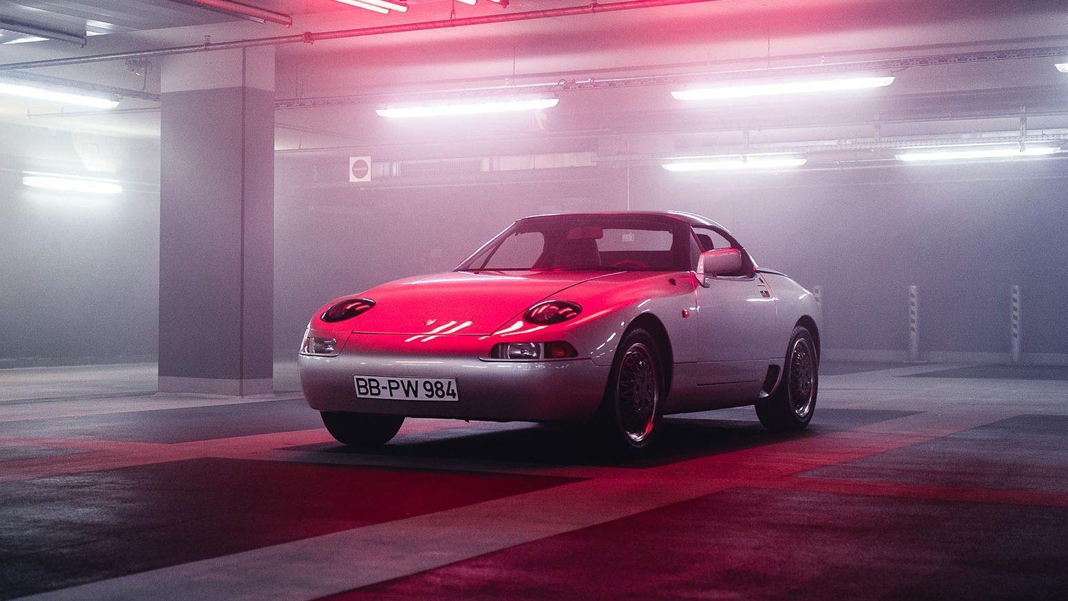 Porsche 984 uit 1987