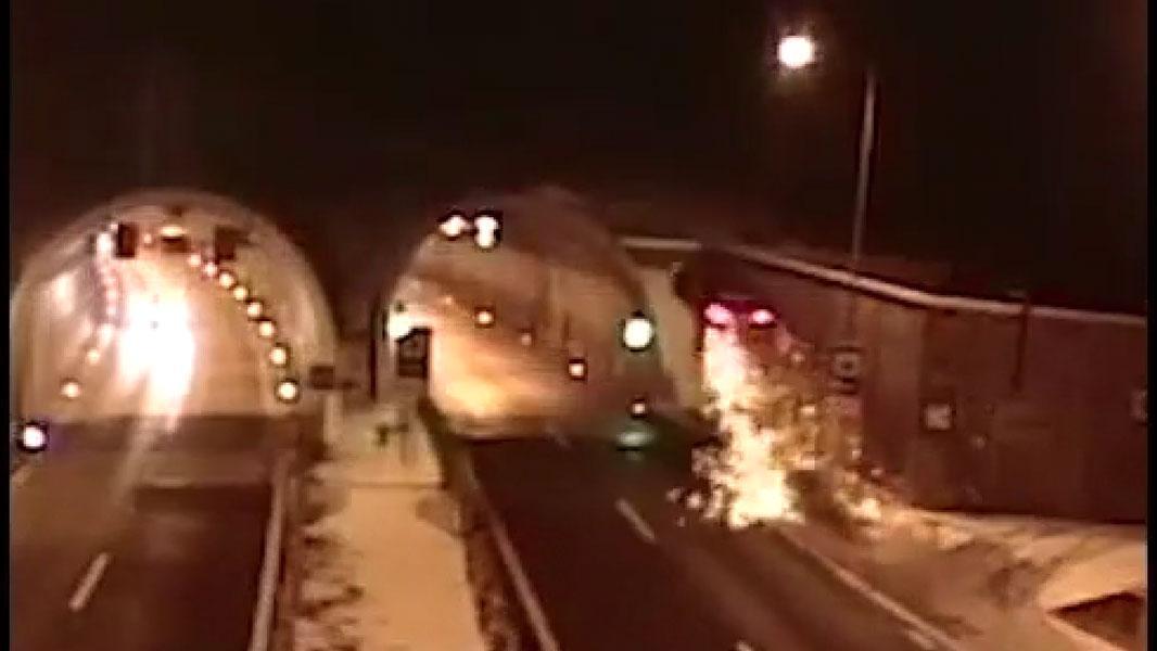 Man verwart tunnel met die uit GTA 5