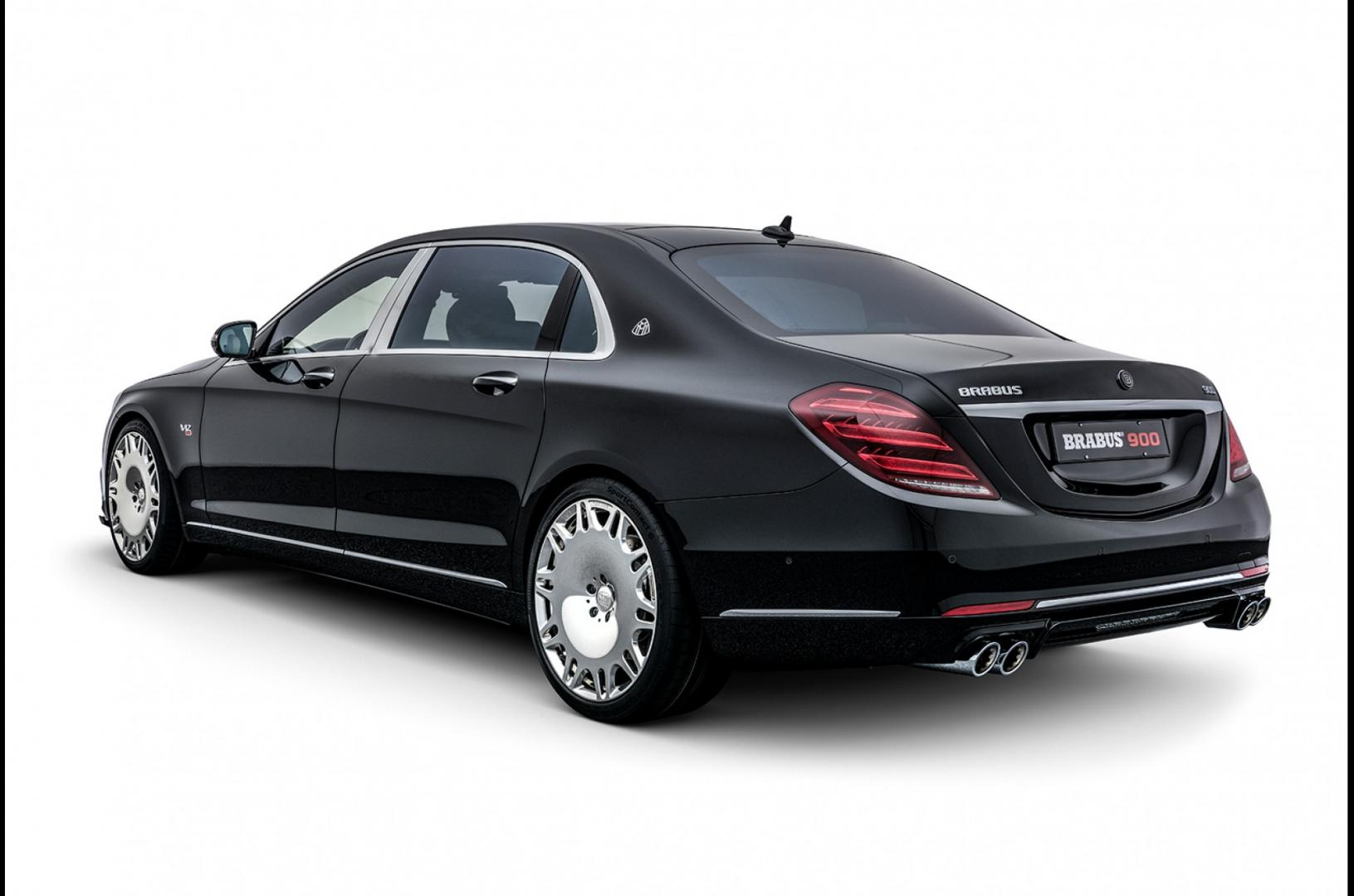 Mercedes-Maybach S650 L Brabus 900