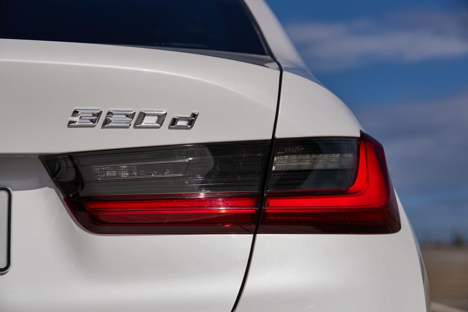 Nieuwe BMW 3-serie G20