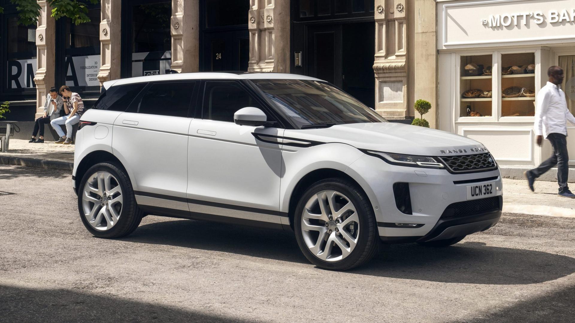 Range Rover Evoque prijs is bekend