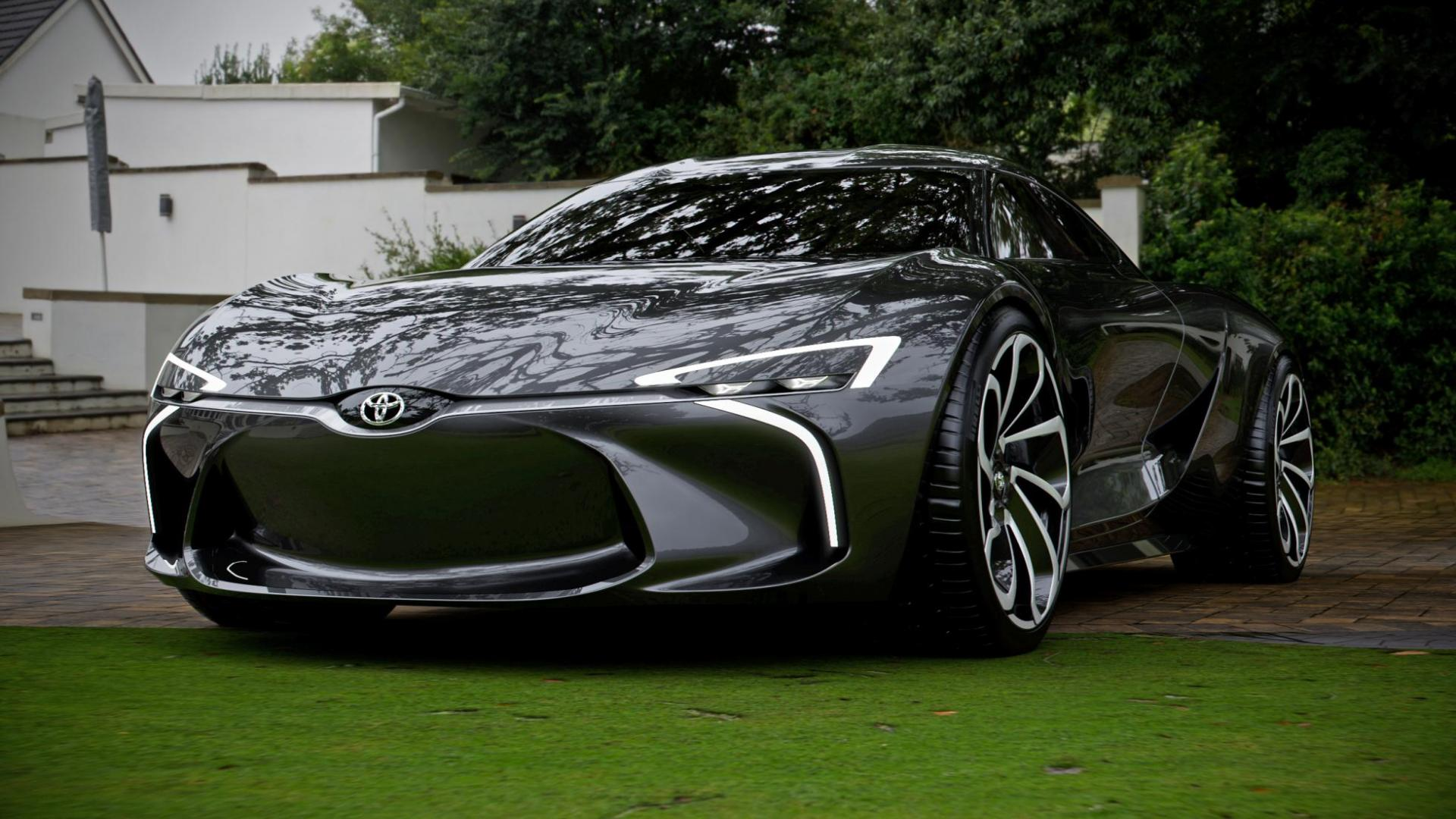 Toyota MR2 2020
