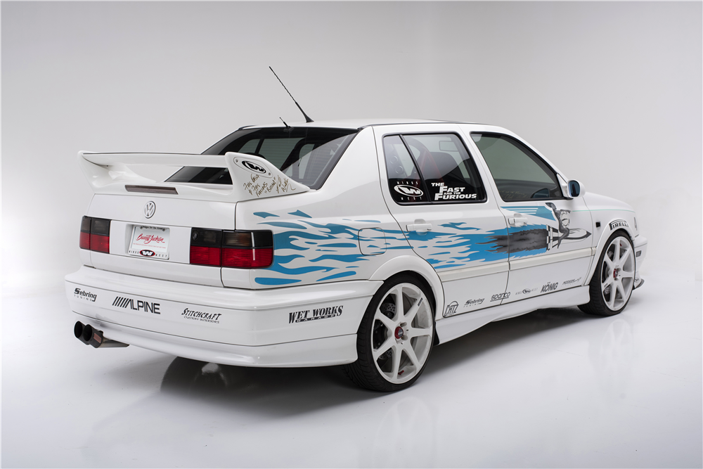 Volkswagen Jetta uit Fast and the furious