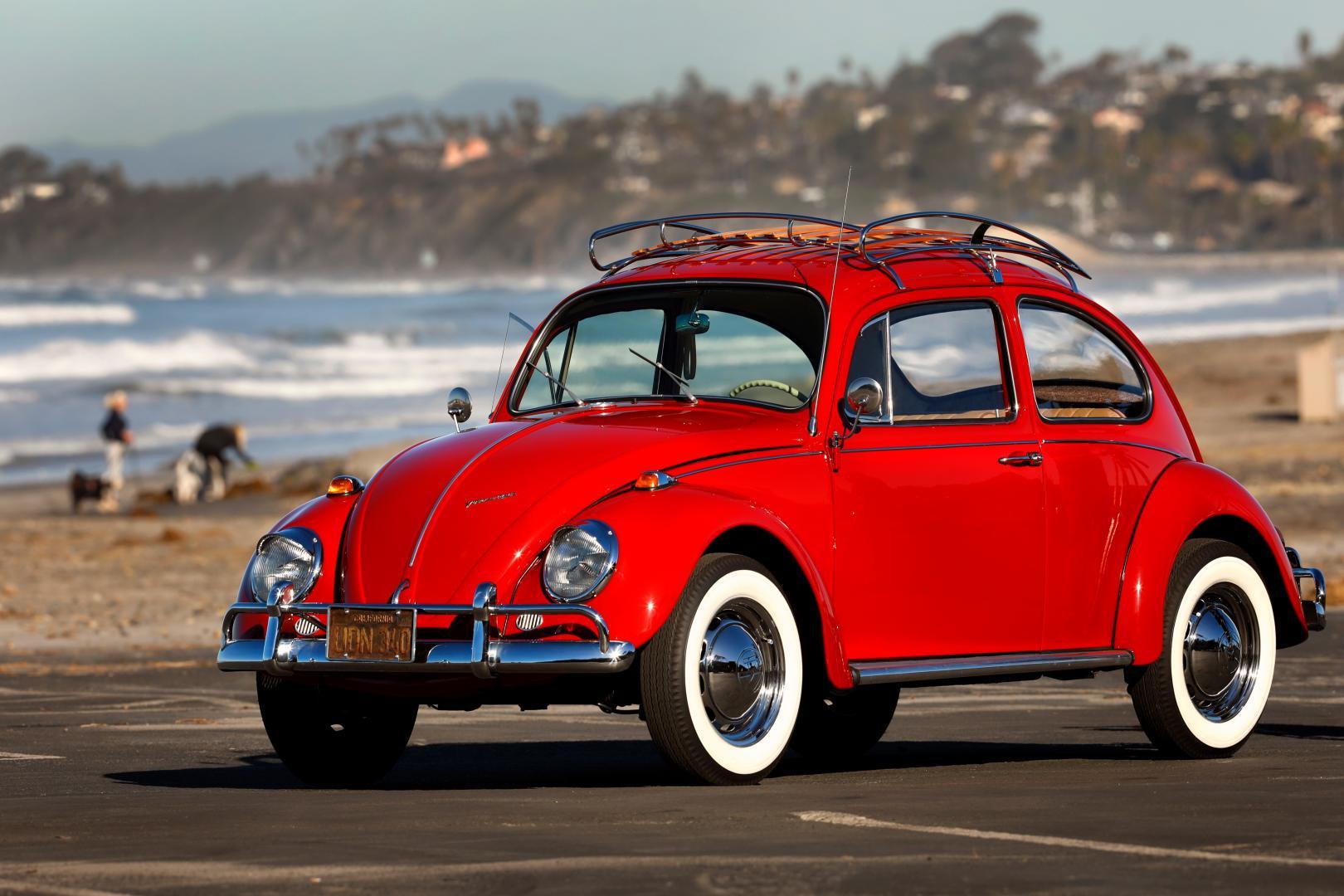 Volkswagen Kever na 563.000 km weer nieuw