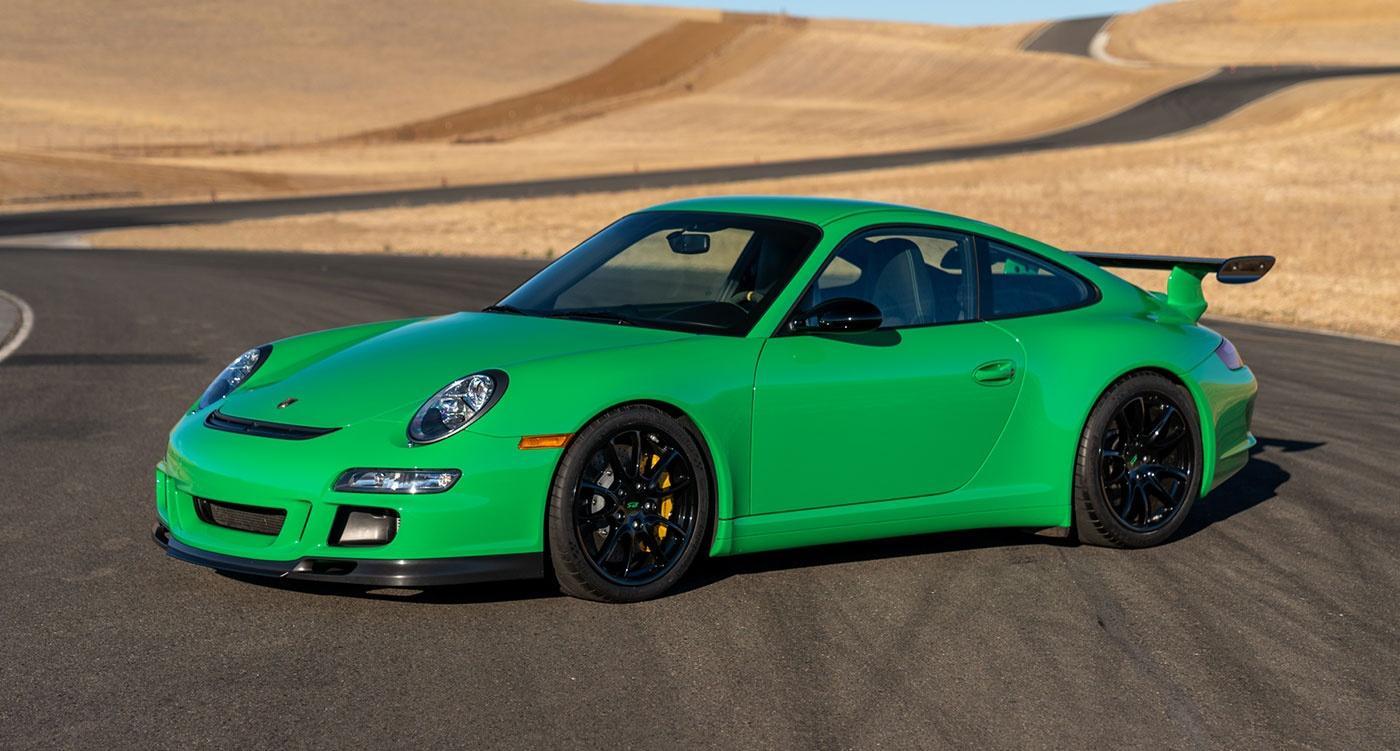 Porsche 911 GT3 RS (997, 2008)
