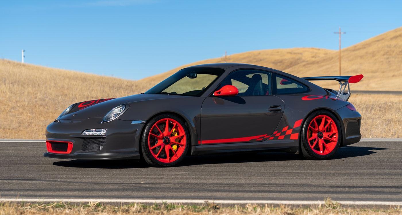 Porsche 911 GT3 RS (997, 2010)