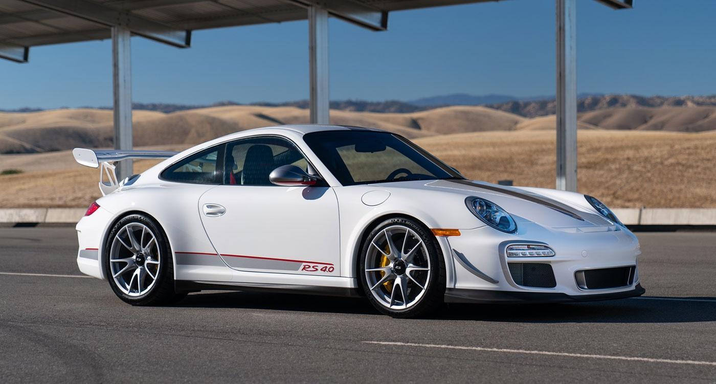 Porsche 911 GT3 RS (997, 2011)