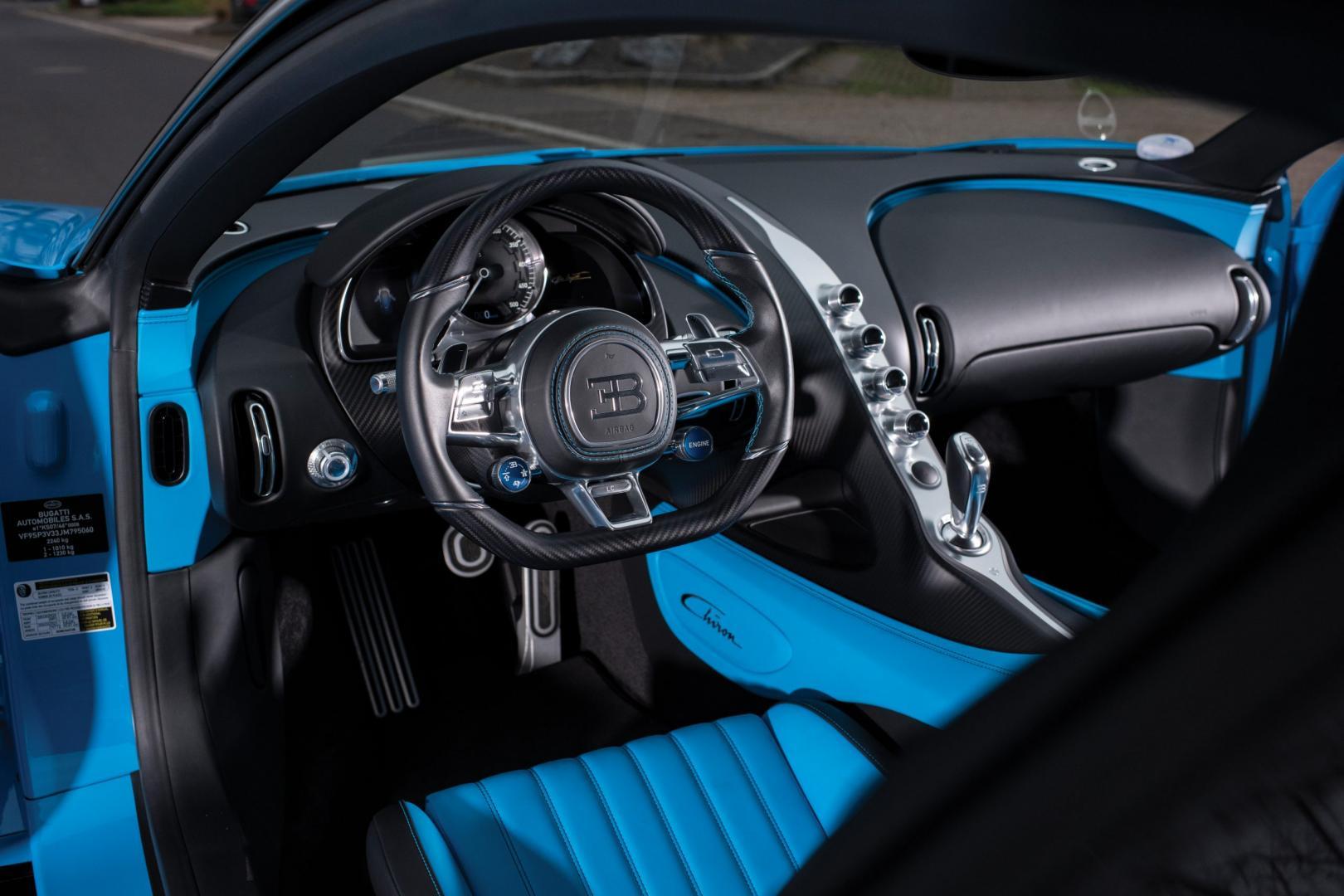 De moderne Bugatti drie-eenheid kan van jou zijn - TopGear
