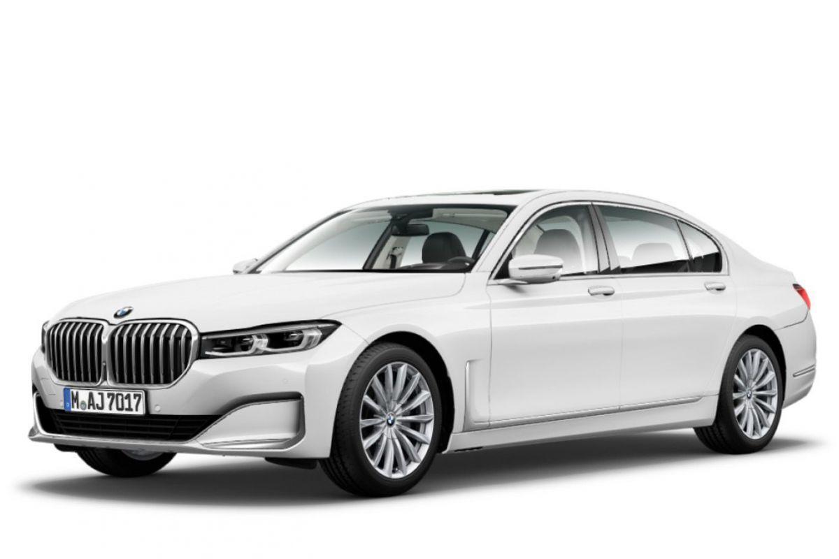 BMW 7-serie gelekt