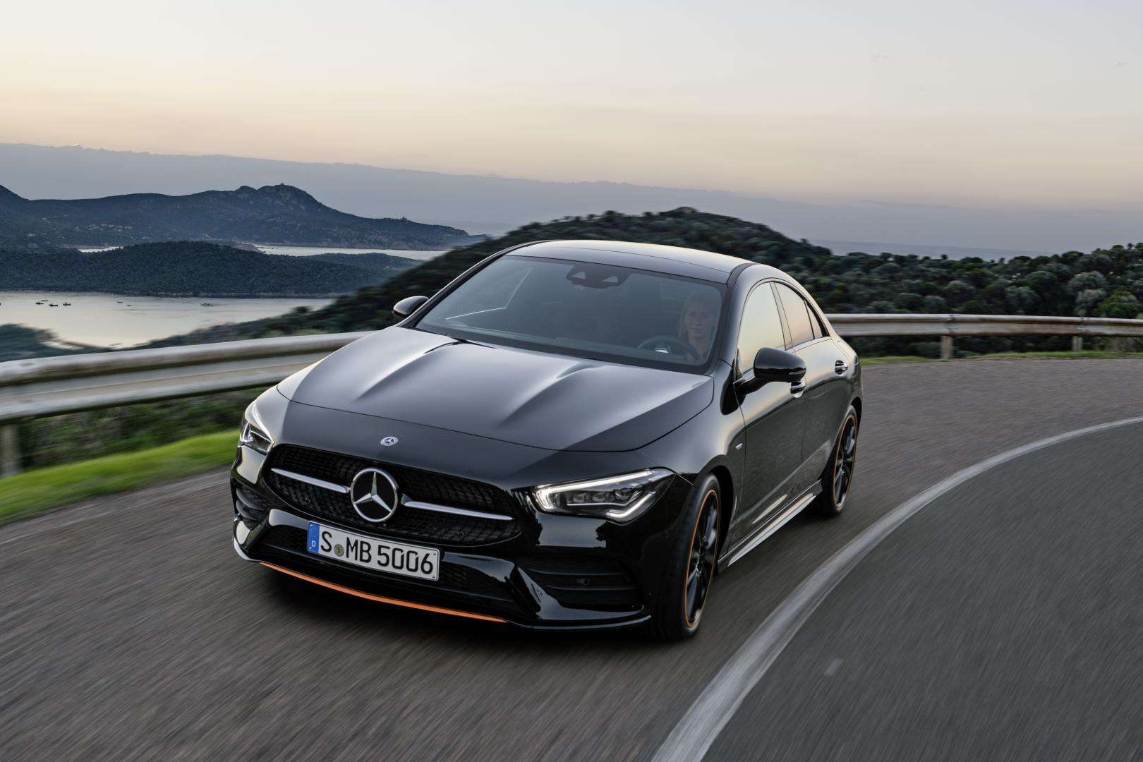Mercedes-Benz CLA 2019