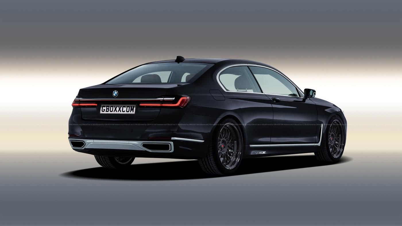 BMW 7-serie Coupe