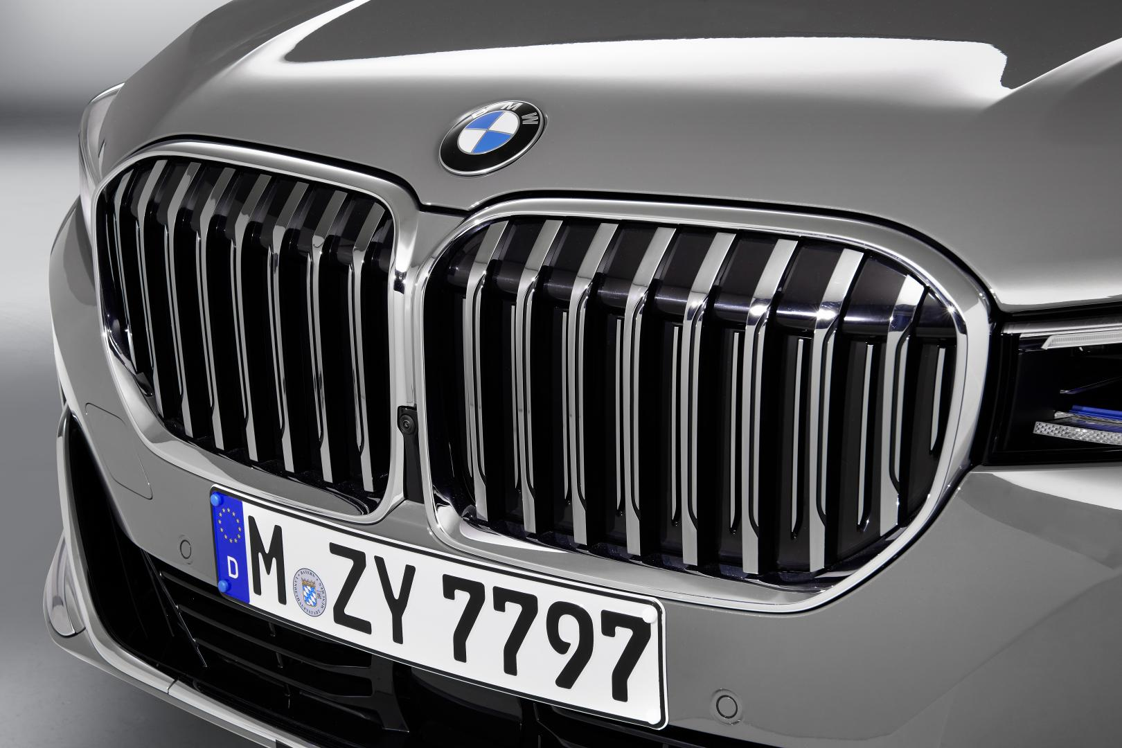 BMW 7-serie grille nieren
