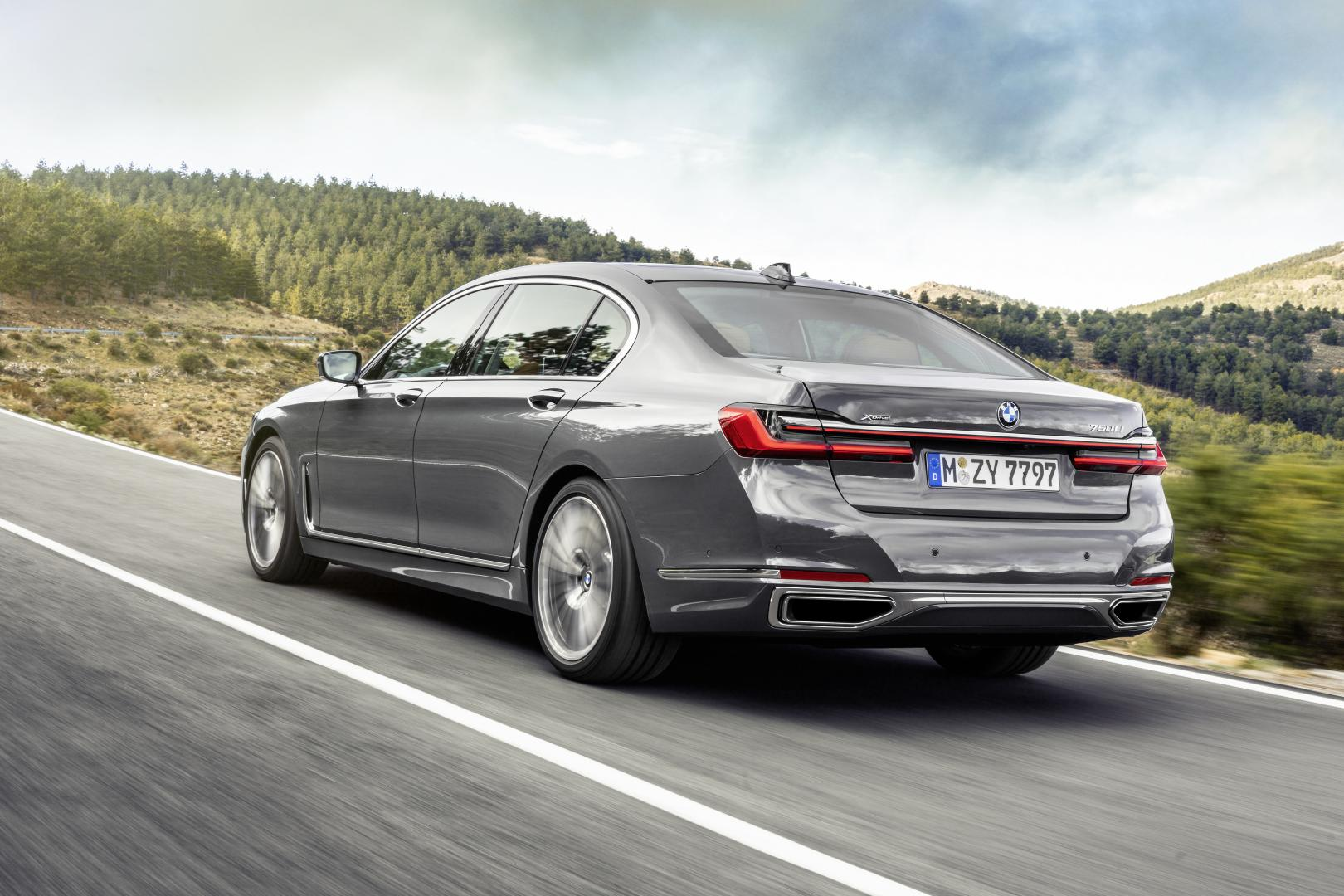bmw 7-serie facelift 750li