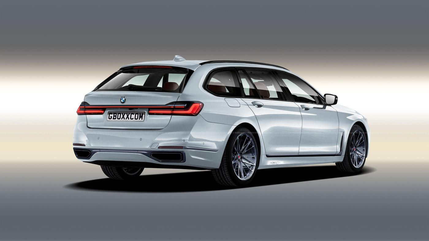 BMW 7-serie Touring