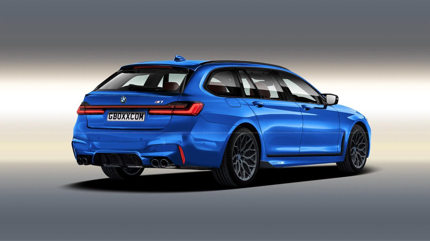 BMW M7 Touring