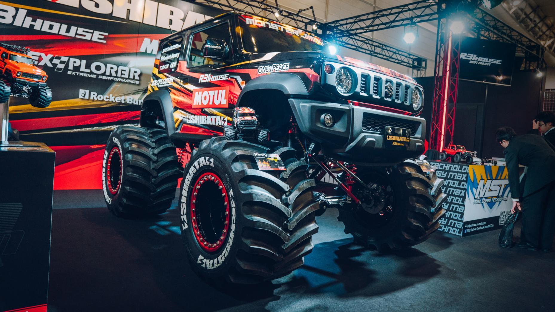 Suzuki Jimny Monster Truck