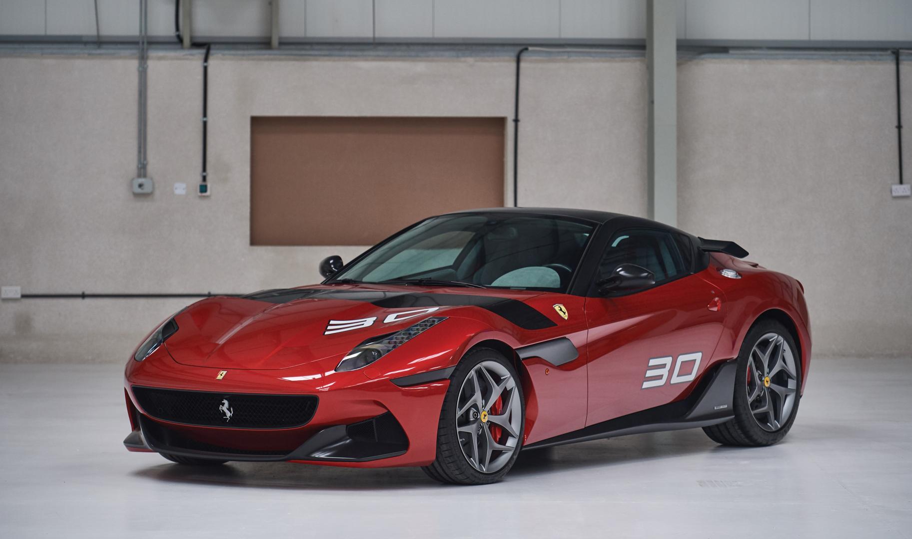 Ferrari Sp30 Als Eerste Sp Auto Te Koop Topgear Nederland