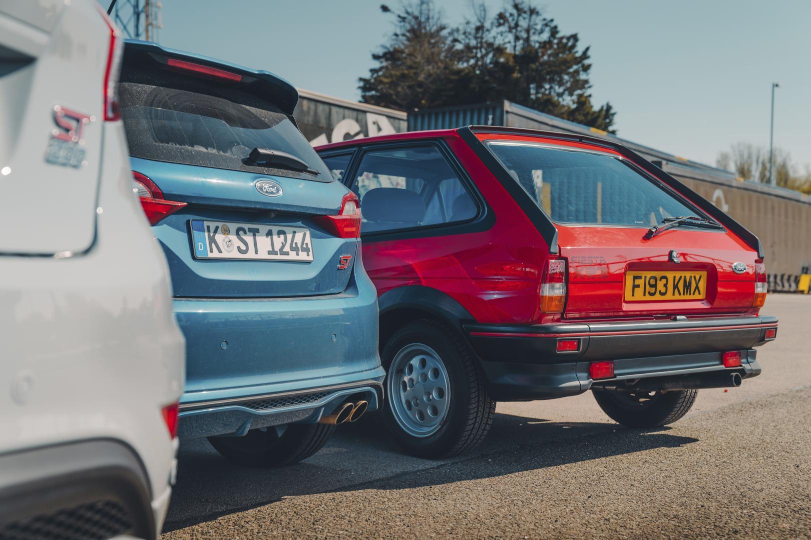 Ford Fiesta ST en XR2