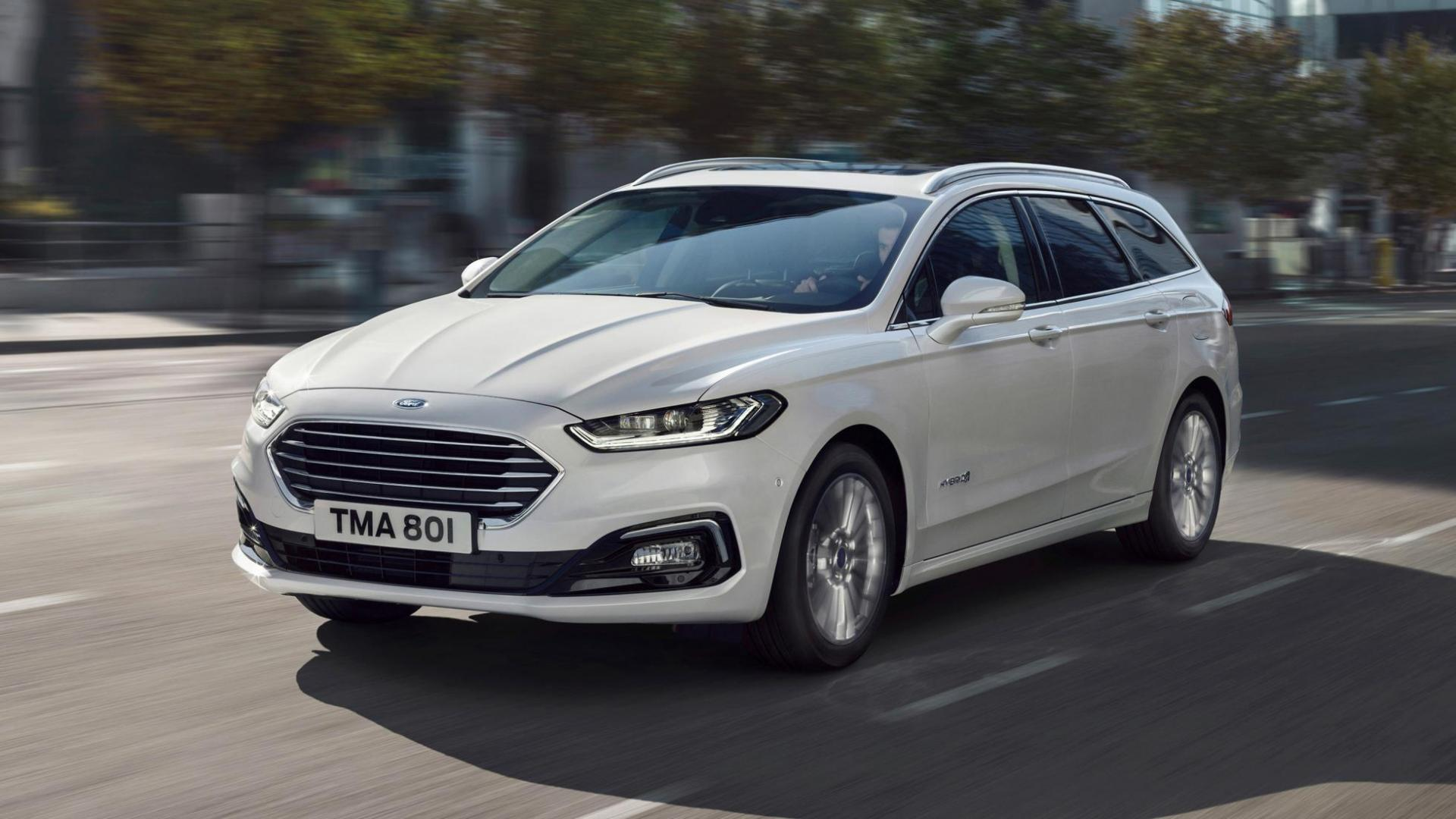 For Mondeo-facelift